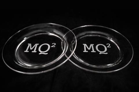Monogrammed Dishware