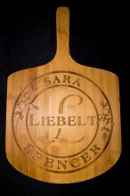 Personalized, Embellished Cutting Board
